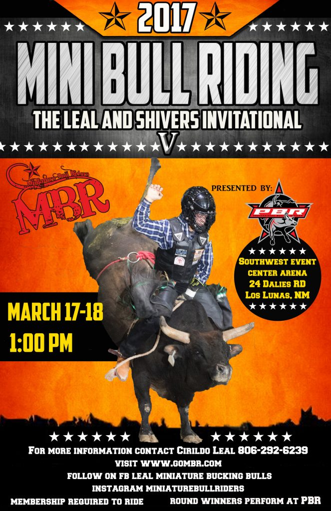 Leal And Chris Shivers Invitational Bull Riding
